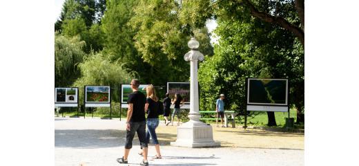 Tivoli Park di Lubiana