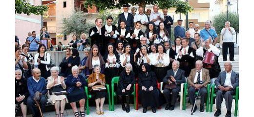 longevità in Sardegna