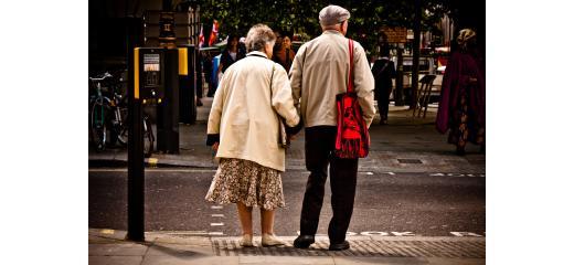 anziani e città