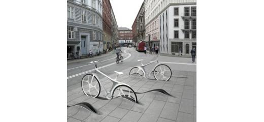 bike sharing a Copenhagen