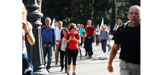 Giornata nazionale del camminare