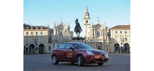 car sharing a Torino