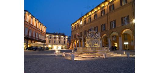 Cesena, piazza del popolo