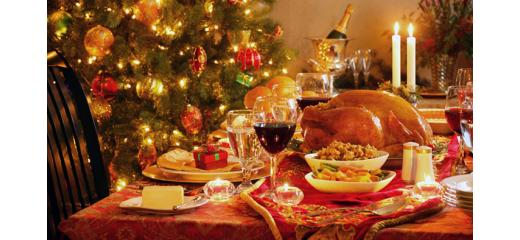 alimentazione a Natale