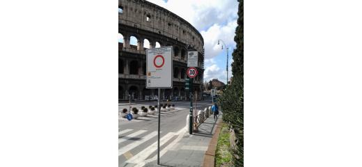 pedonalizzazione dei Fori romani