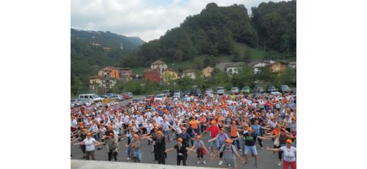 gruppi di cammino a Bergamo