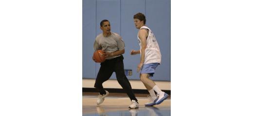 Obama e lo sport