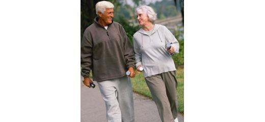 pensione e attività fisica
