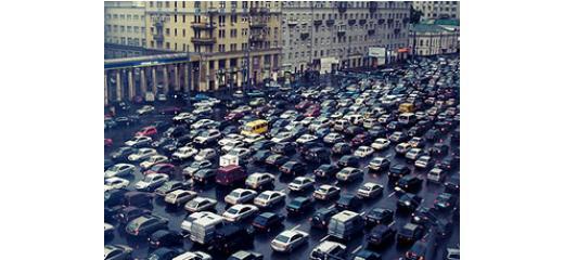 città e traffico