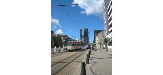 Trasporti pubblici di Tallin