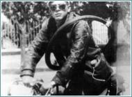 Che Guevara in bici