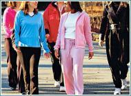 camminare e prevenzione