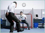 attività fisica sul lavoro