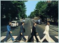 La copertina di Abbey Road