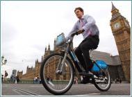 bike sharing a Londra
