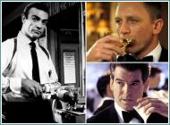 James Bond e l'alcol