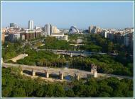 Il parco di Valencia, Jardì de Turia