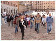 Trekking urbano a Siena